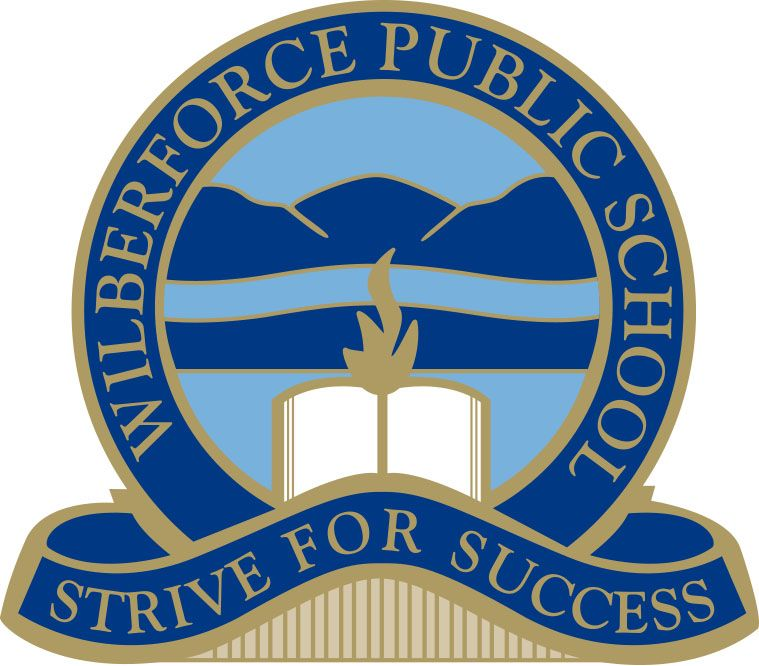 Wilberforce Public School logo